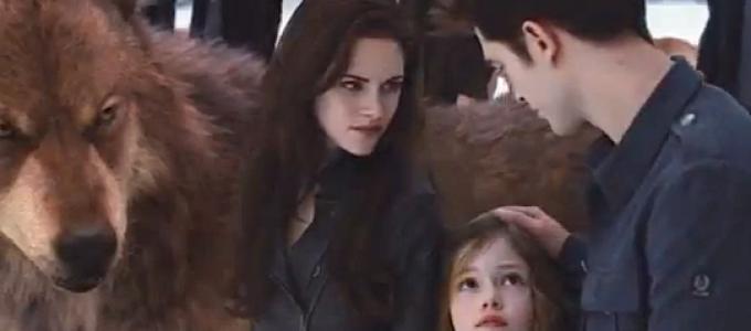 "Galeria: Vários Stills de Bella e Edward em ""Breaking Dawn"""