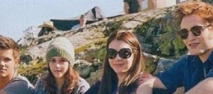 Stephenie Meyer fala sobre Kristen, Rob e Taylor