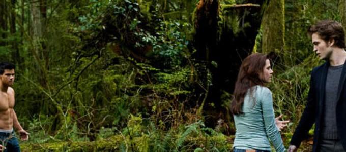 """Twilight entre """"O Top 10 dos Triângulos Amorosos Mais Quentes"""""""