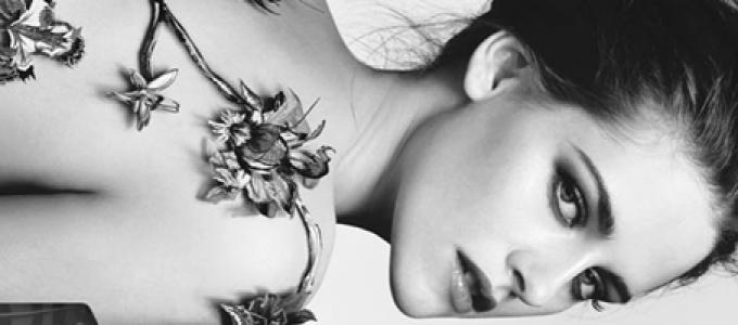 Kristen Stewart será o rosto da nova fragrância da Balenciaga