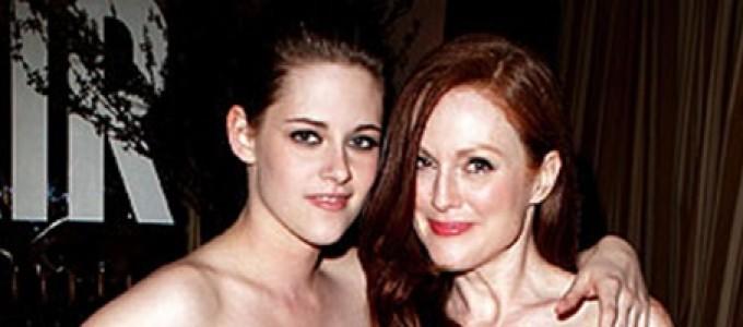 Kristen e Julianne Moore irão estrelar juntas na adaptação de 'Still Alice'?