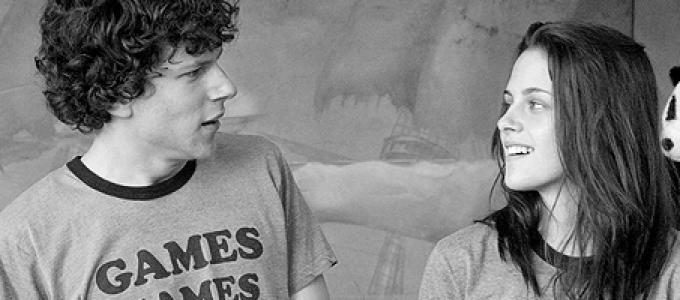 Jesse Eisenberg comenta sobre Kristen em nova entrevista
