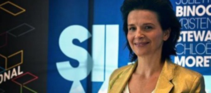 "Juliette Binoche fala sobre a Kristen no festival de cinema ""Rendez-vous with French Cinema"""