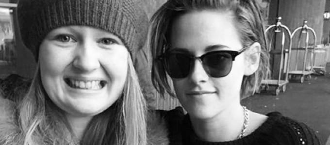 Galeria: Novas fotos de fãs com a Kristen, em Paris.