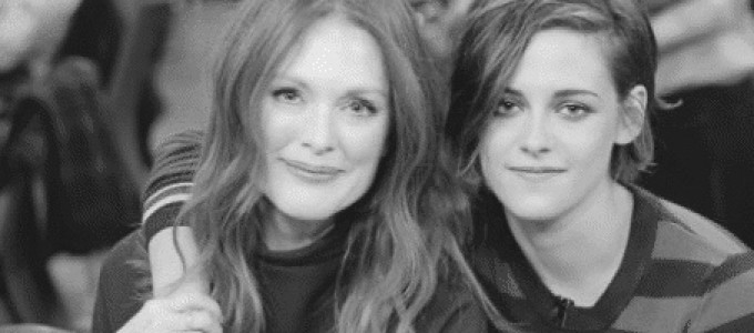 Julianne Moore fala sobre Kristen no programa 'Live! With Kelly and Michael'