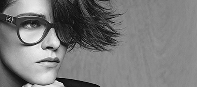 Fotos + Vídeo: Kristen para a campanha de óculos da Chanel