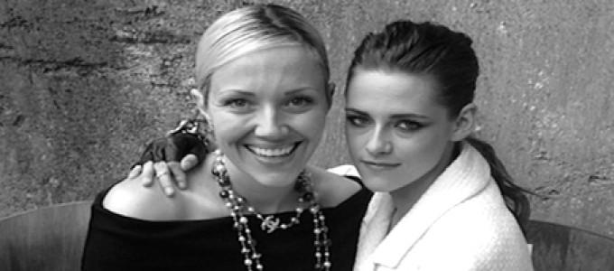 Tara Swennen fala sobre Kristen em entrevista