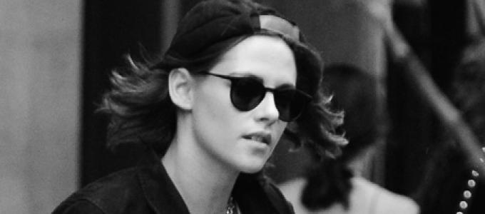 Galeria: Kristen saindo de seu hotel