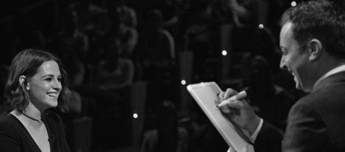 Fotos e Vídeos: Kristen no Tonight Show starring Jimmy Fallon