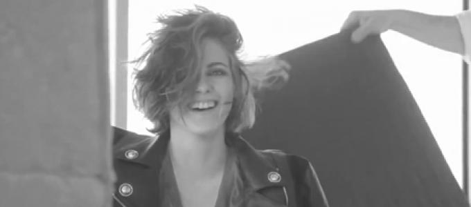 Vídeo: Bastidores da sessão de fotos para a Nylon