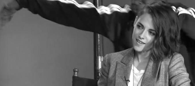 Vídeo legendado: Kristen e Jesse Eisenberg entrevistam um ao outro para o Funny or Die