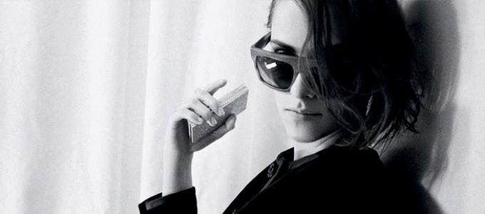 Galeria: Novo portrait da Kristen para a Chanel Mademoiselle Privé
