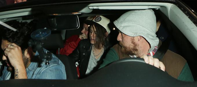 Galeria: Kristen deixando o The Nice Guy Club em Los Angeles