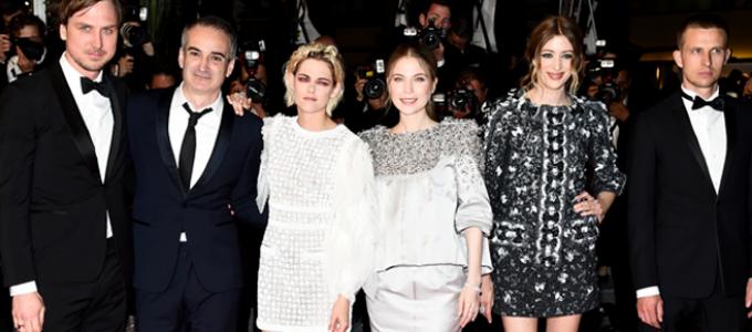 Premierer de Personal Shopper em Cannes