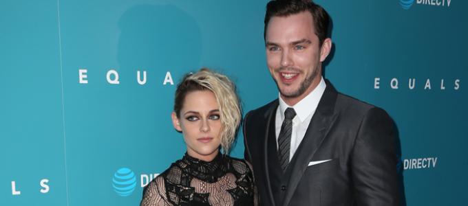 Kristen Stewart e Nicholas Hoult falam sobre 'Equals' com o The Hollywood Reporter