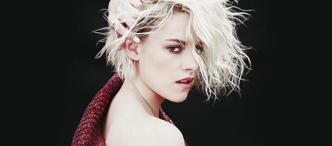 Kristen Stewart em entrevista para a ELLE China