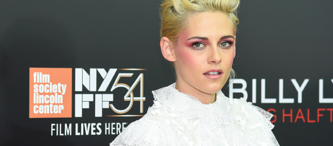 New York Film Festival: Kristen na premiere de Billy Lynn's Halftime Walk