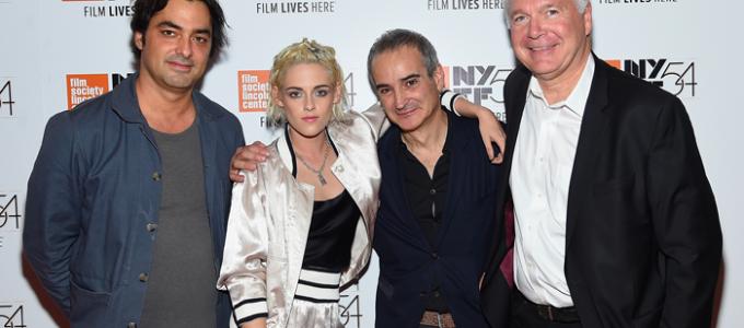 New York Film Festival: Kristen na premiere de Personal Shopper