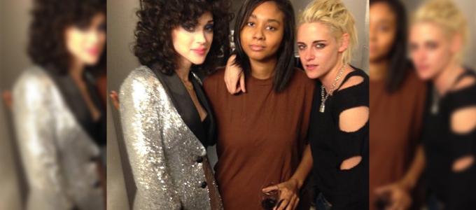 Galeria: Kristen chegando em Los Angeles + Deixando o show da cantora St. Vincent