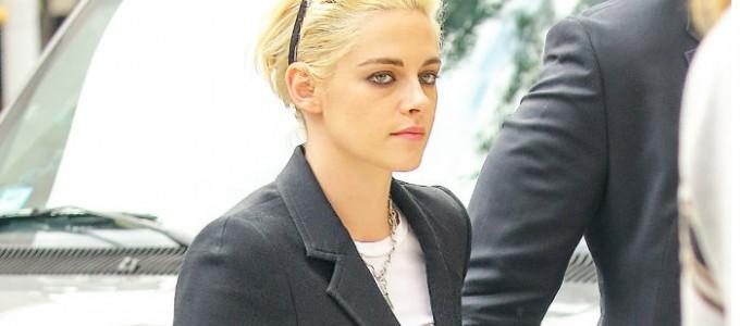 Galeria: Kristen chegando e saindo do Q&A de Certain Women no New York Film Festival