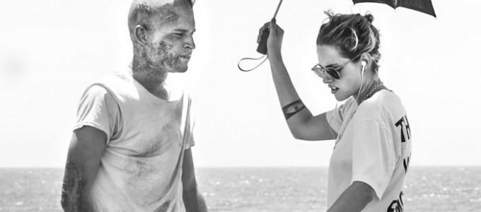 Come Swim irá para Cannes! Confira o primeiro teaser e novas fotos dos bastidores