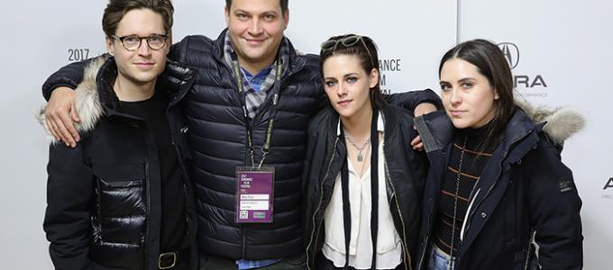 Galeria: Kristen no estúdio do IndieWire e da Acura no Sundance
