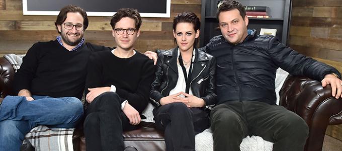 Galeria: Kristen no estúdio da Variety no Sundance