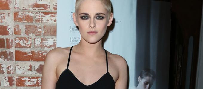 Kristen fala sobre moda e Personal Shopper com o Rama's Screen