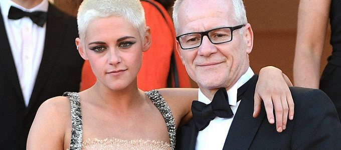 """Thierry Frémau: """"Quando soubemos que ela tinha feito um curta queríamos muito exibi-lo em Cannes"""""""