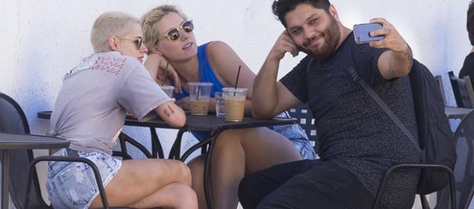 Galeria: Kristen em New Orleans com amigos
