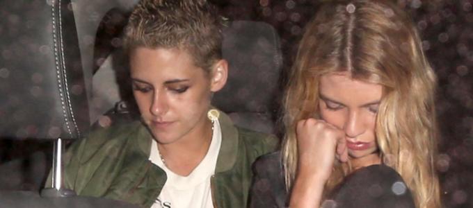 Galeria: Kristen e Stella deixando o The Nice Guy