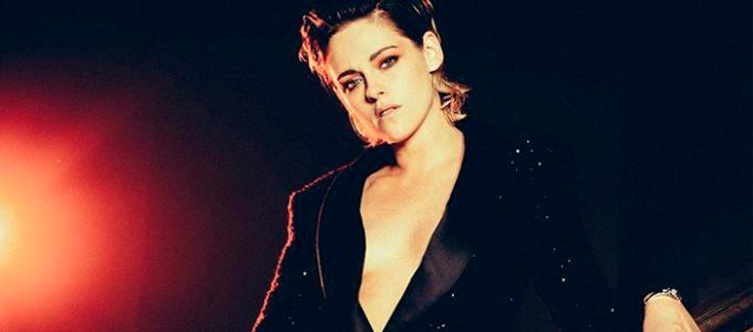 Kristen Stewart é capa da edição de Cannes da revista Grazia France
