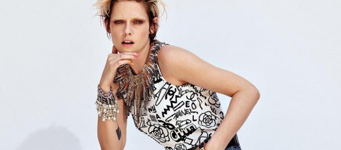 Kristen Stewart é capa da Vogue Coréia + Entrevista