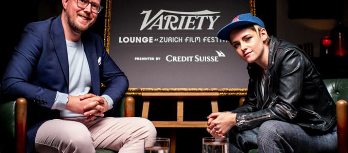 Kristen Stewart fala sobre ativismo LGBTQ, sua próxima estreia na direção e Seberg