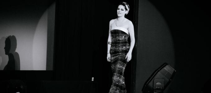 Kristen Stewart recebe prêmio no Festival de Zurique