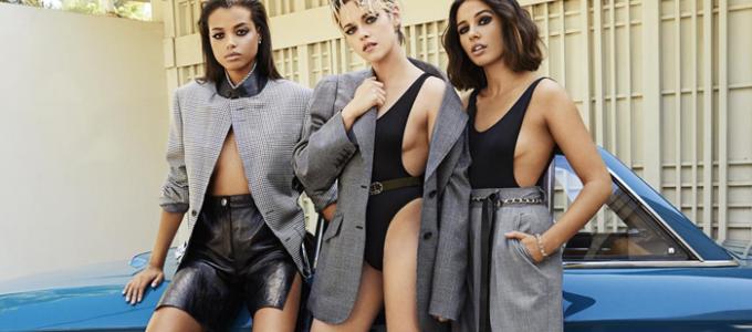 As Panteras estampam a capa da V Magazine