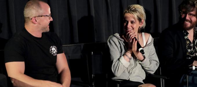 Kristen Stewart fala sobre o processo de filmagem de Ameaça Profunda