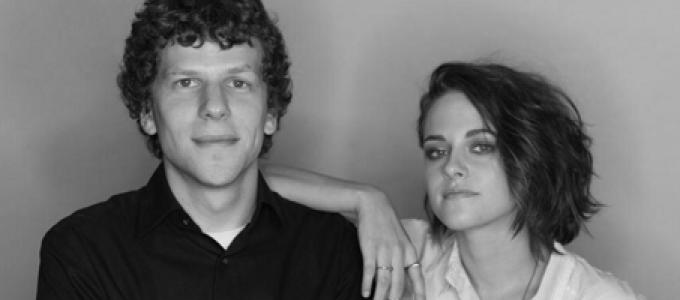 Vídeo Legendados + Portraits: Kristen e Jesse Eisenberg para o USA Today