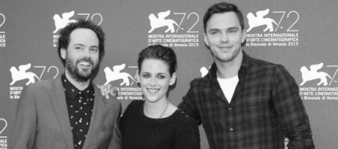 Cobertura: Kristen na Press Conference de Equals no Festival de Veneza