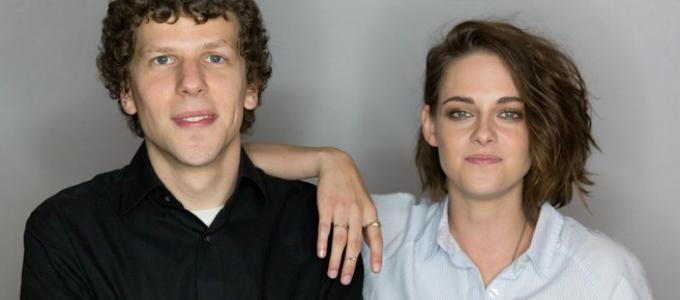 Vídeo Legendado: Kristen e Jesse Eisenberg falam sobre o gênero de American Ultra