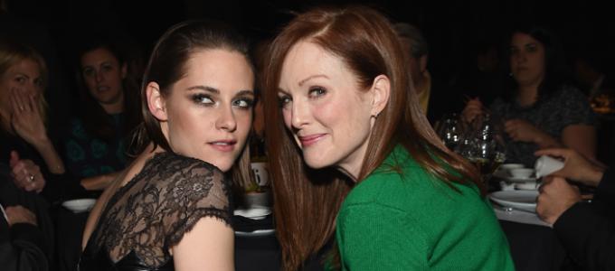 Leia o discurso de Julianne Moore e Kristen Stewart no NYFCC Awards