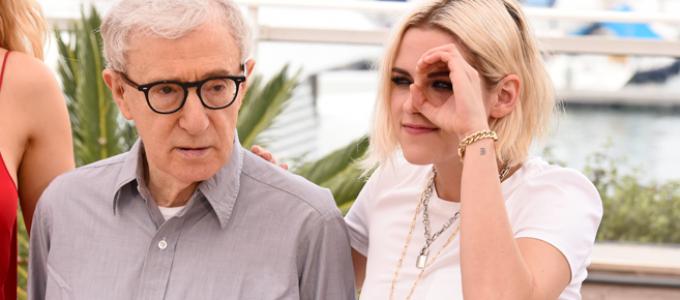 Kristen fala sobre Woody Allen para o The New York Times