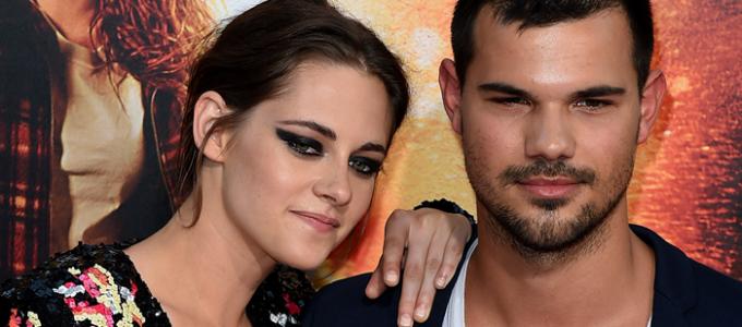 Taylor Lautner fala sobre Kristen em entrevista ao site Hurriyet