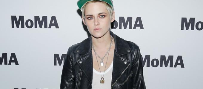 Kristen participa de Q&A de Come Swim no MOMA