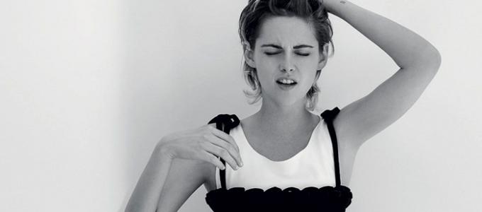 Kristen Stewart conversa sobre JT LeRoy com a revista Yo Dona