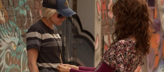 Kristen Stewart e Laura Dern se apaixonaram uma pela outra no set de JT LeRoy