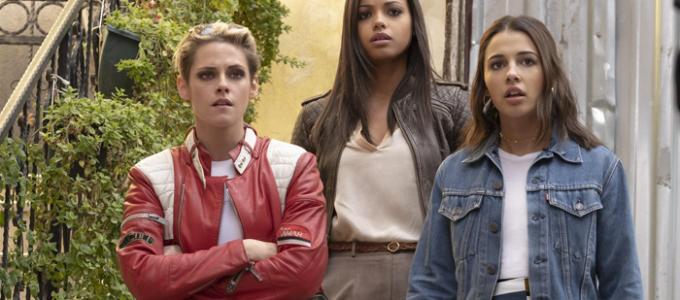 Kristen Stewart e o elenco de As Panteras conversam com a PEOPLE