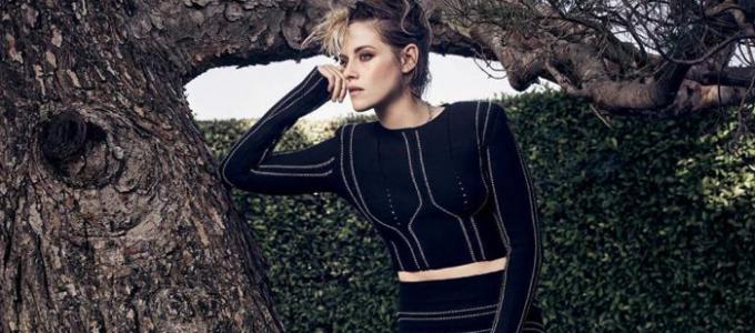 "Kristen Stewart: ""Me sinto ótima pessoalmente."""