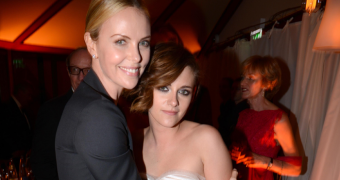 Charlize Theron e Mackenzie Davis falam sobre Kristen Stewart em entrevista