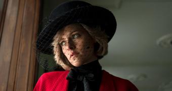 Kristen Stewart aparece caracterizada como Princesa Diana em primeira imagem de Spencer